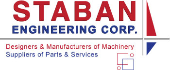 STABAN Engineering Logo, Wallingford, CT